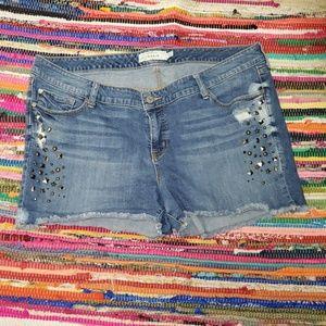 Torrid Size 22 shorts